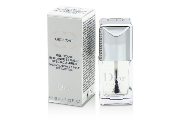 Christian Dior Gel Coat (Spectacular Shine & Shape Top Coat Gel) (10ml/0.33oz)