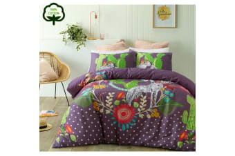 Nevada Quilt Cover Set King