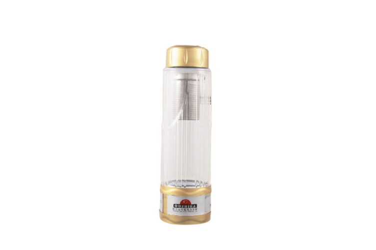Automotive Heating Water Cup Vehicle-Mounted Large Capacity Insulation Cup - Gold Gold 420Ml