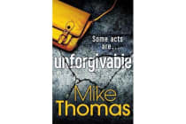 Unforgivable - A gritty new police drama for fans of Stuart MacBride