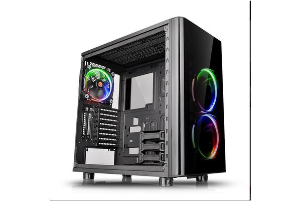 Thermaltake View 31 TG RGB Tempered Glass Mid-Tower Chassis