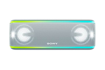 Sony Ultimate Extra Bass Wireless Speaker - White (SRSXB41W)