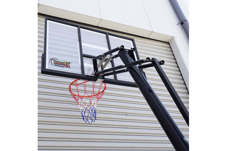 2019 NEW DESIGN Ironman 50P Basketball System / Stand / Ring /Hoop w/ Steel Base