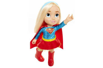 DC Super Hero Girls Supergirl Toddler Doll