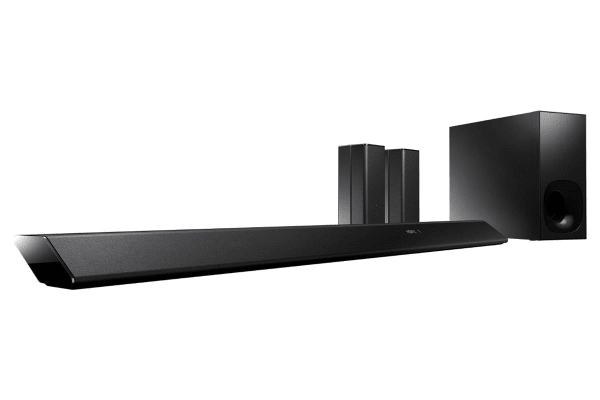 Sony 5.1 Channel Wireless Soundbar With Rear Speakers (HT-RT5)