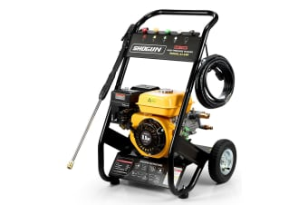 3900 PSI Petrol High Pressure Washer Cleaner w/ 8M Hose