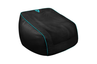 ThunderX3 Aerocool ThunderX3 DB5 Consoles Bean Bag - Black/Cyan Brown Box(bean
