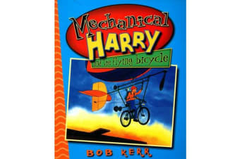 Mechanical Harry and the Flying Bicycle