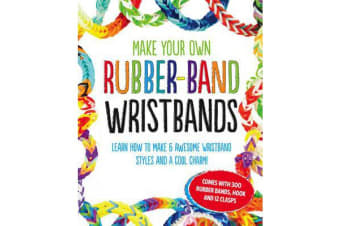 Make Your Own Rubber-Band Wristbands