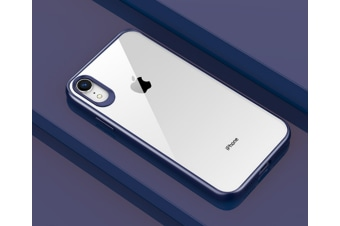 Simple Case Compatible Iphone Xs Max Hard Pc Protective Scratchproof Cover For Iphone Xr,Xs,Xs Max Blue Iphone Xr