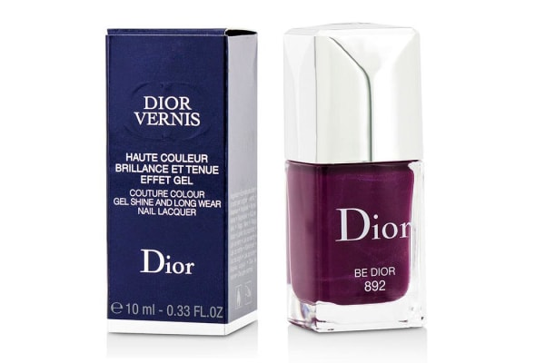 Christian Dior Dior Vernis Couture Colour Gel Shine & Long Wear Nail Lacquer - # 892 Be Dior (10ml/0.33oz)
