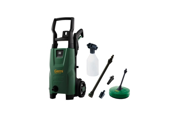 Gerni Clic 115 5 Pressure Washer With Patio Cleaner