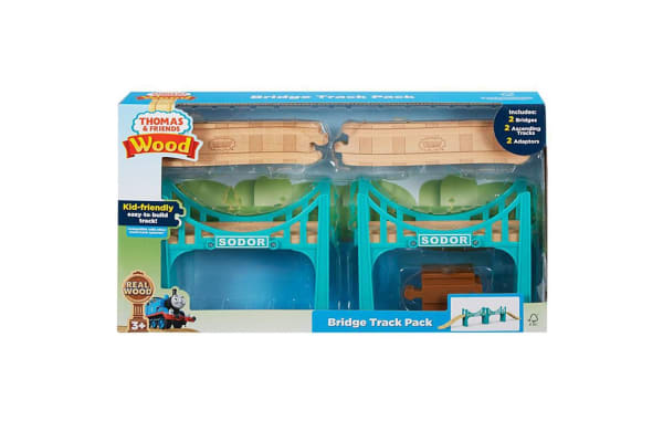 Thomas & Friends Wood Ascending Track Pack