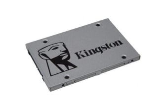 Kingston A400 480GB 2.5' SATA3 6Gb/s SSD - TLC 500/450 MB/s 7mm Solid State Drive 1 mil hrs MTBF 3yrs