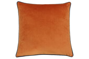 Paoletti Meridian Cushion Cover (Tiger/Teal)