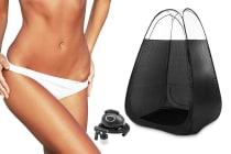 Estelle Spray Tanning Machine & Tent Kit