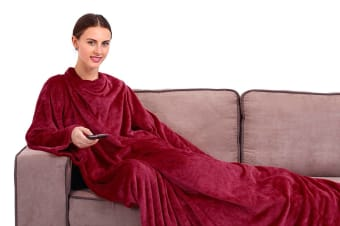 Deluxe Sleeved Blanket