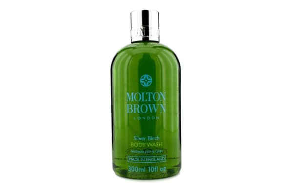 Molton Brown Silver Birch Body Wash (300ml/10oz)