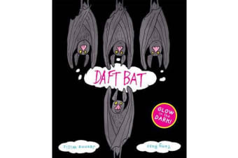 Daft Bat - Glow-in-the-dark cover