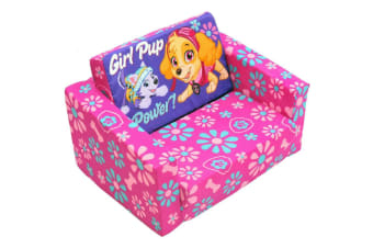 Paw Patrol Skye Kids Flip Out Sofa