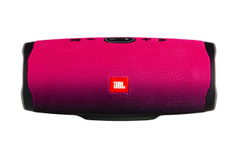 JBL Charge 4 Portable Bluetooth Speaker (Purple)