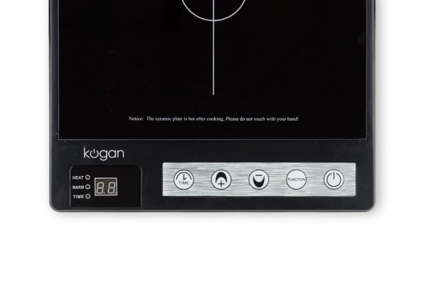 Kogan 1800W Portable Induction Cooker