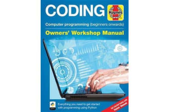 Coding Manual - A step-by-step guide to programming in Python