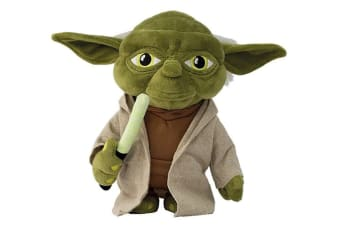 Star Wars Battling Yoda
