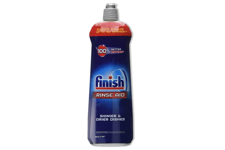 2x Finish 800ml Rinse Aid