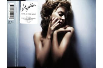 Kylie – Love At First Sight PRE-OWNED CD: DISC LIKE NEW