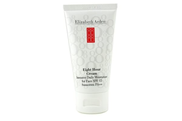 Elizabeth Arden Eight Hour Cream Intensive Daily Moisturizer for Face SPF15 (49g/1.7oz)