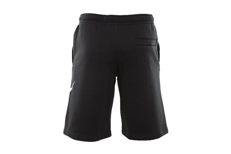 Nike Club Men's Shorts (Obsidian, Size M)