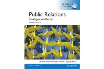 Public Relations - Strategies and Tactics, Global Edition