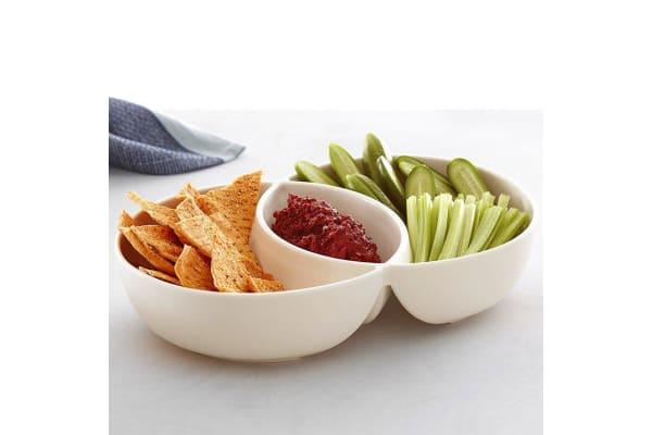 Ladelle Loop Serving Bowl Vanilla