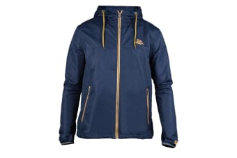 CAT Lifestyle Mens Mckinley Water Resistant Zip Up Jacket (Blue) (3XL)