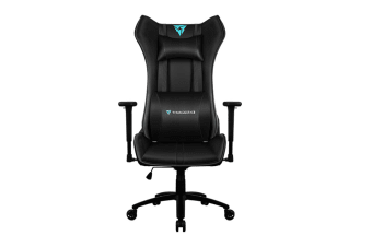 ThunderX3 TX3-UC5-BK HEX RGB Lighting Gaming Chair - Black