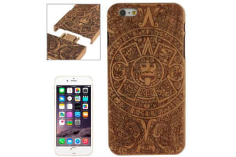 For iPhone 6S PLUS 6 PLUS Case Maya Cherry Wood Durable Shielding Cover