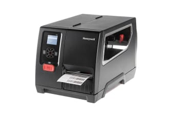 Honeywell TT Warehouse Industrial Packing Label Barcode Printer PM42 203 DPI BLK