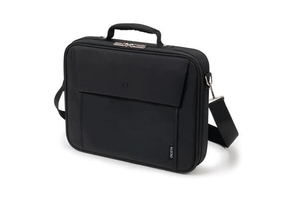 "Dicota Multi BASE carry bag with shoulder strap for 13""-14.1""  Notebook /Laptop (Black) Euro Design"