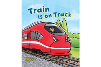 Busy Wheels - Train is on the Track