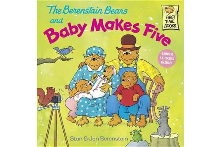 Berenstain Bears And Baby Makes Five