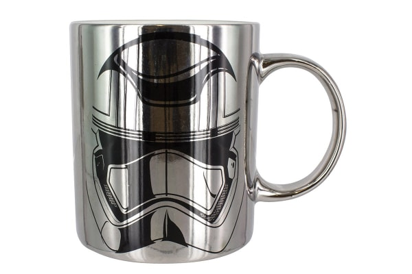 Star Wars Chrome Finish Captain Phasma Mug