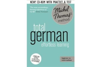 Total German Course: Learn German with the Michel Thomas Method) - Beginner German Audio Course