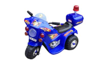 Kids Electric Ride On Motorcycle - Blue
