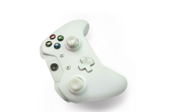 WJS Wireless Bluetooth Gamepad Wireless Gamepad Wireless Controller Suitable for XBOX ONE-White