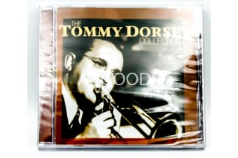 Rare The Tommy Dorsey Collection 2005 BRAND NEW SEALED MUSIC ALBUM CD