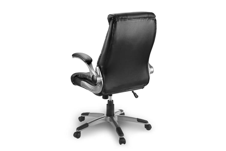 Ergolux Stanford High Back Padded Office Chair