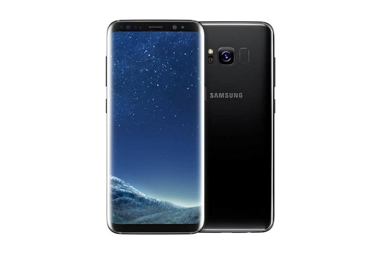 Samsung Galaxy S8+ (64GB, Midnight Black) - Preowned