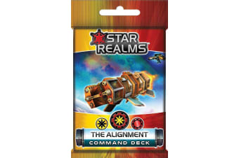 Star Realms - Command Decks - The Alignment (single pack)