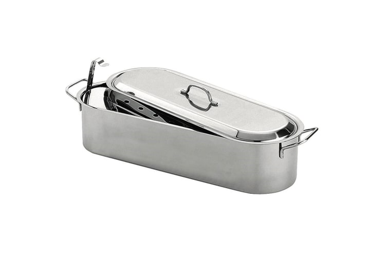 Avanti Stainless Steel Fish Poaching Pan - 51cm
